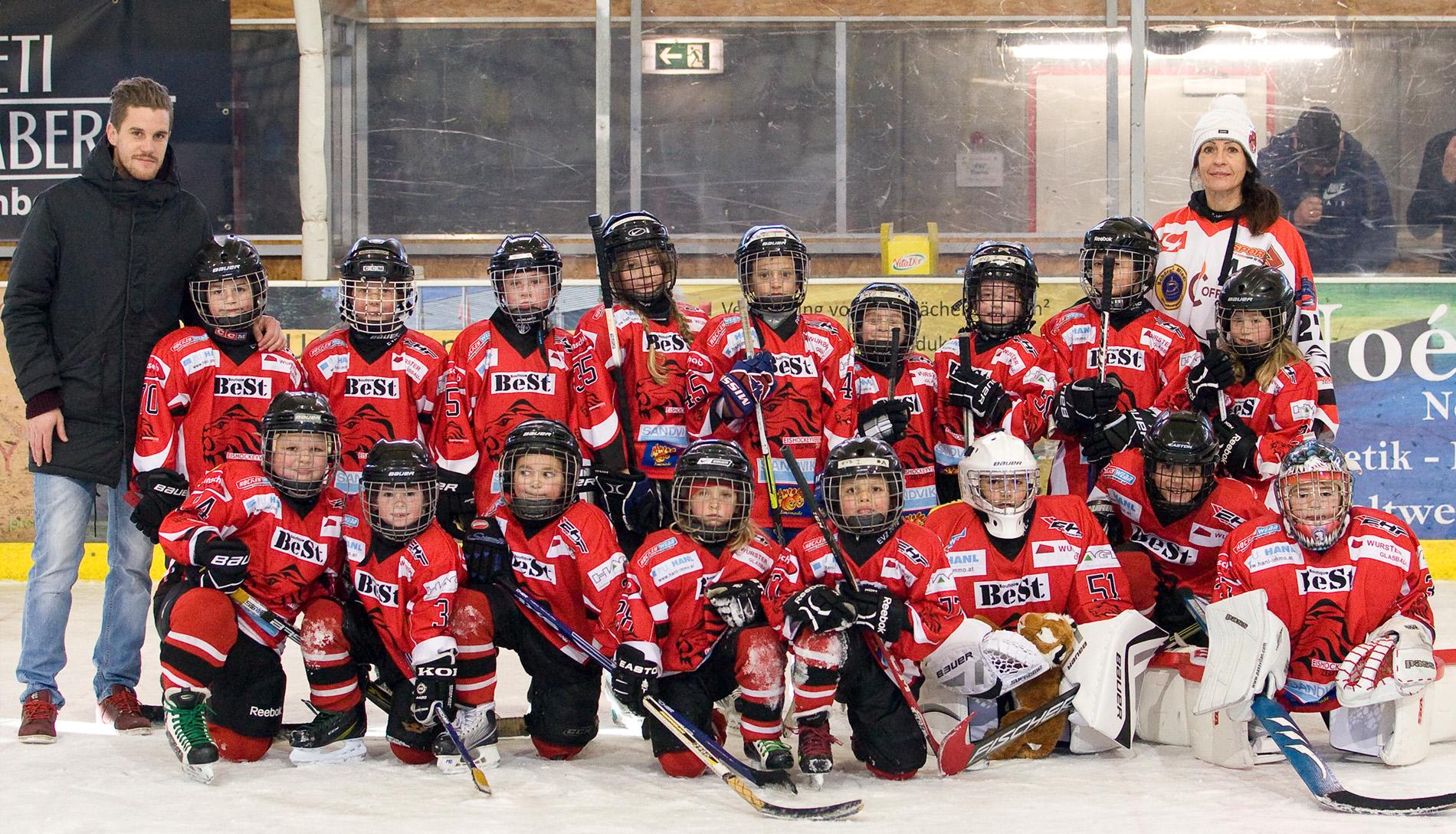 EV Zeltweg Junior Lions