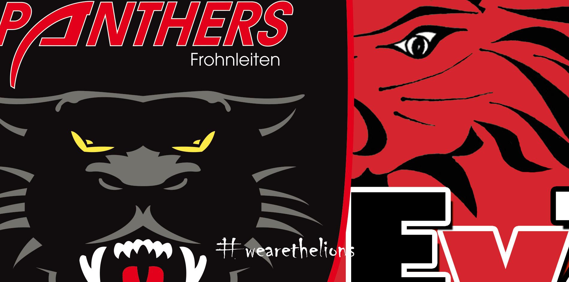 Frohnleiten Panthers vs EV Zeltweg Murtal Lions II im Viertelfinale der Eliteliga Play-Offs