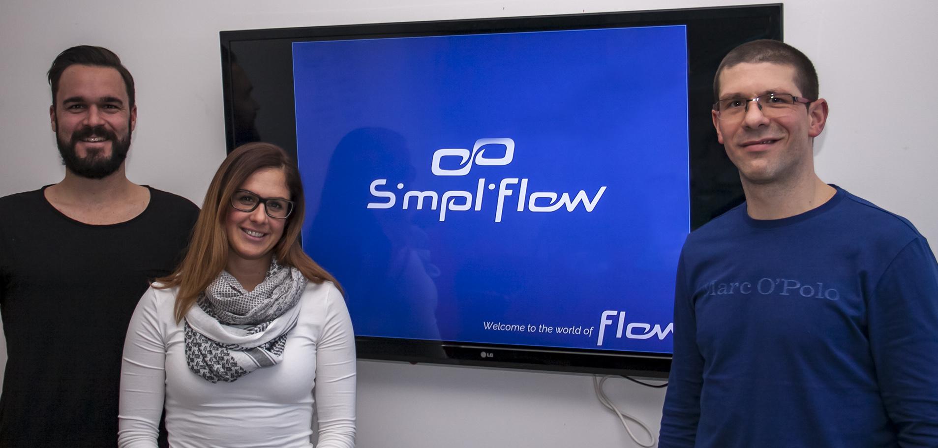 Murtal Lions trainieren nun mit Unterstütziung von Simply Flow Training Software Solution