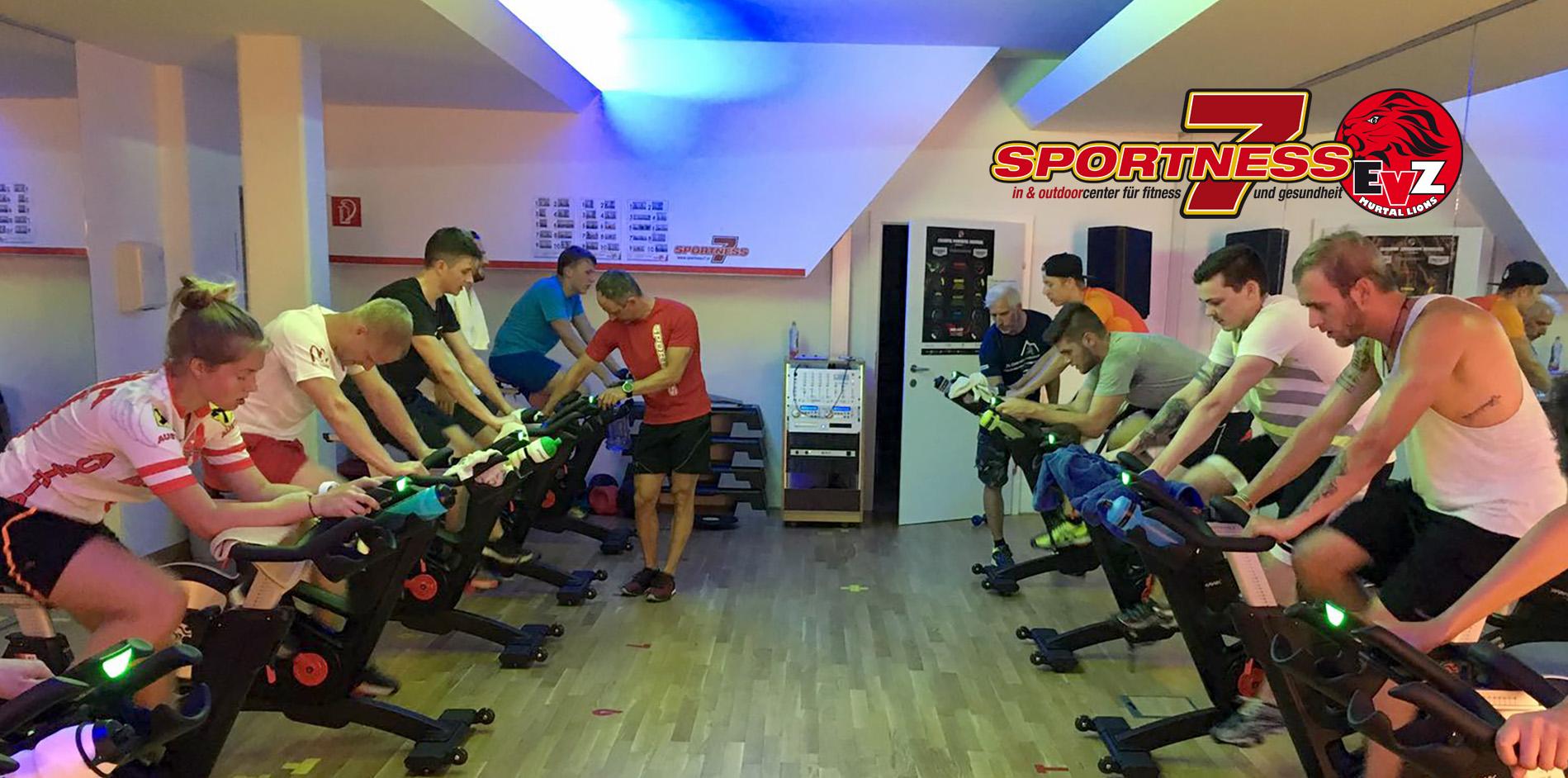Phase Zwei im Sommerprogramm der EVZML im sportness7 in Fohnsdorf