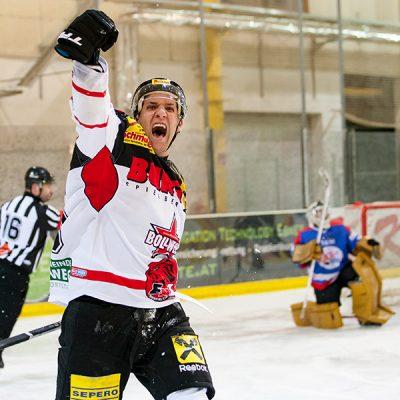 EV Zeltweg Murtal Lions gegen ATSE Graz Meisterschaftsspiel in der Murtal Lions Arena