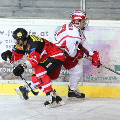 KSV Eishockey gegen EV zeltweg Murtal Lions in Kapfenberg