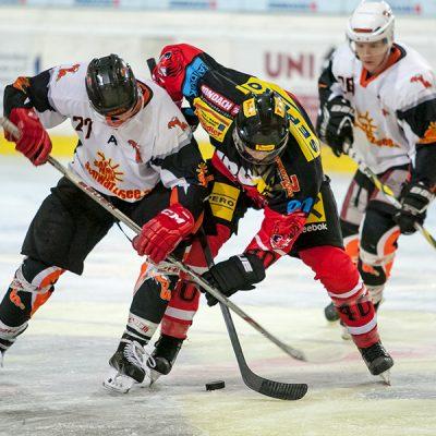 Rattlesnakes Graz gegen EV Zeltweg Murtal Lions in Hart bei Graz