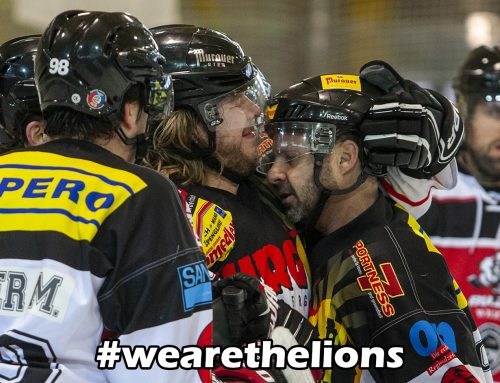 LL: Entfesselte Löwen reiten die Bullen! Sieg gegen Weiz!