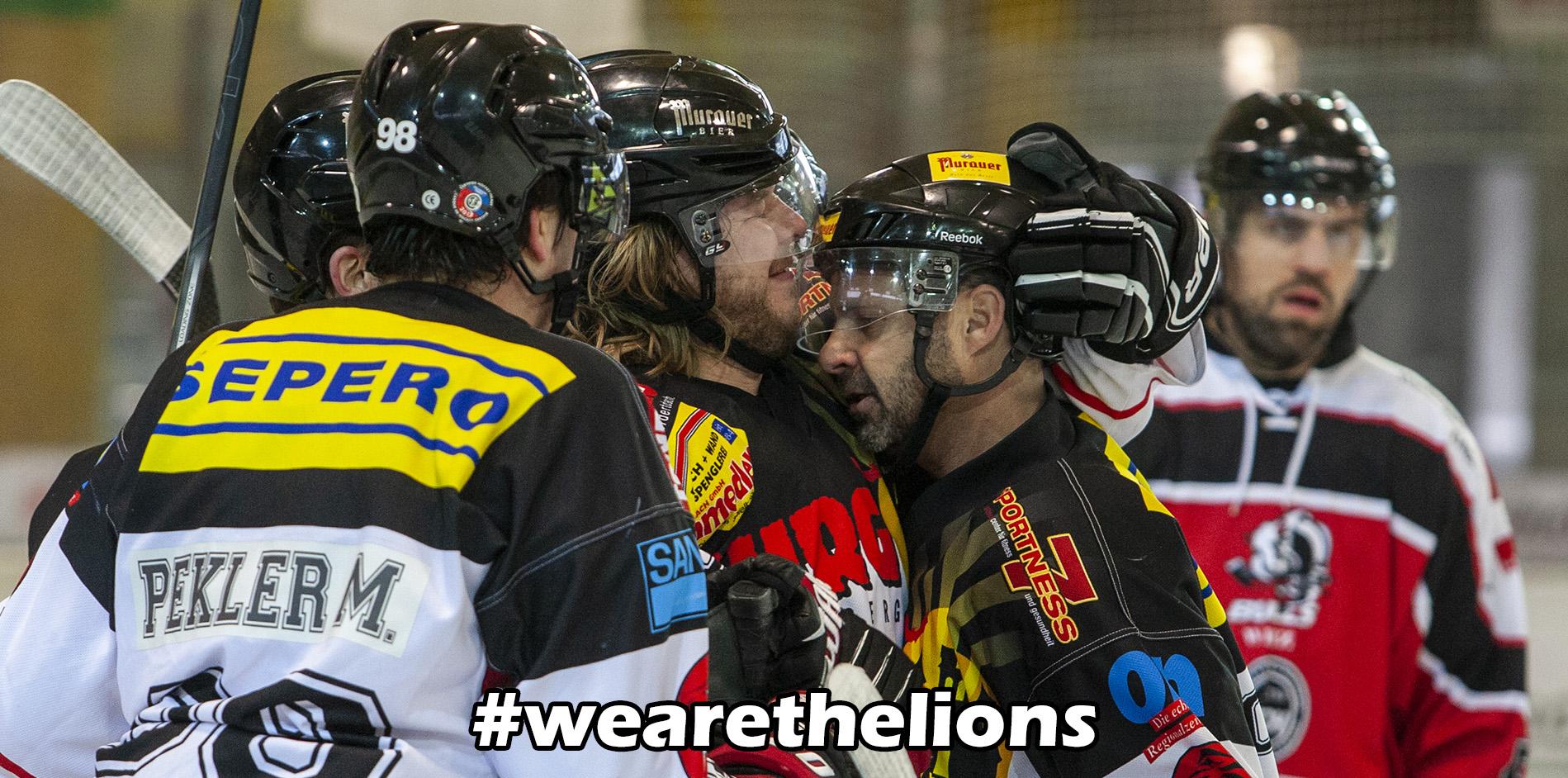 Die Zweier Löwen entfesselt mit einem Sieg gegen die SPG Weiz Hartberg