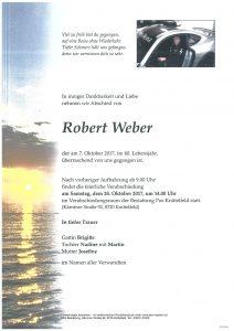 Parte Robert Weber