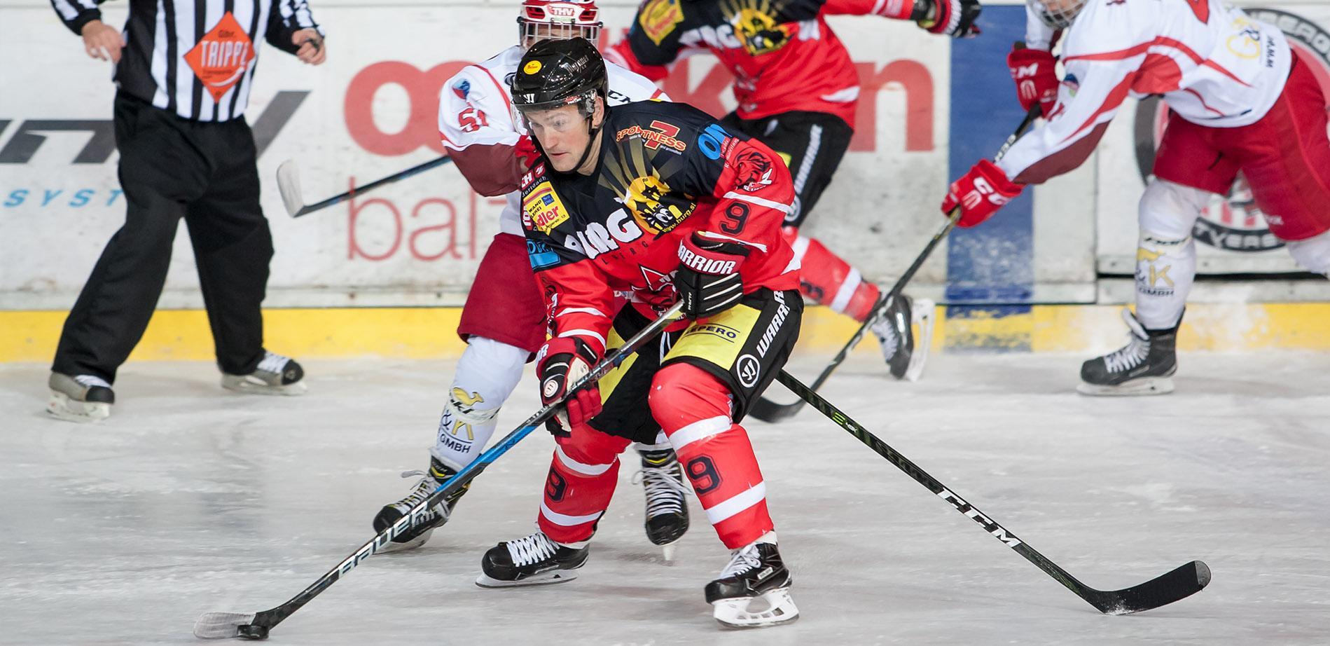 Bernd Liebscher war mit einem Treffer einer der besten Löwen in Kapfenberg