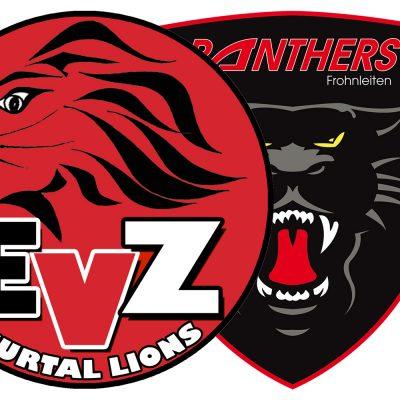 EV Zeltweg Murtal Lions vs Panthers Frohnleiten