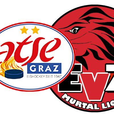 ATSE Graz vs EV Zeltweg Murtal Lions
