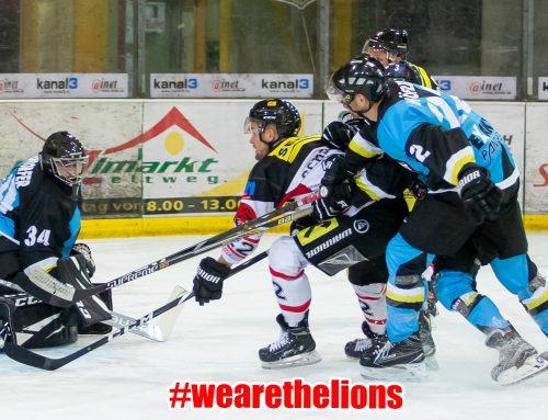 EL: Lions legen gegen die Panthers vor!!!