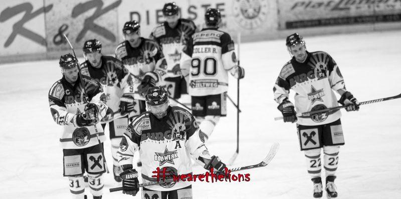 Die Murtal Lions müssen die Segel streichen - scheiden nach der zweiten Niederlage gegen die Graz 99ers II nach dem Viertelfinale aus