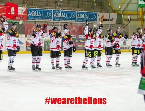 LL UL: Lions II holen sich den Grunddurchgang!