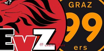 EV Zeltweg Murtal Lions vs Graz99ers II im Viertelfinale der Play-Offs