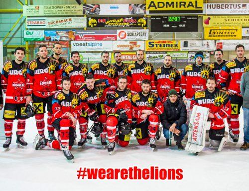EL: Die Löwen gratulieren der KSV zum Titel!!!