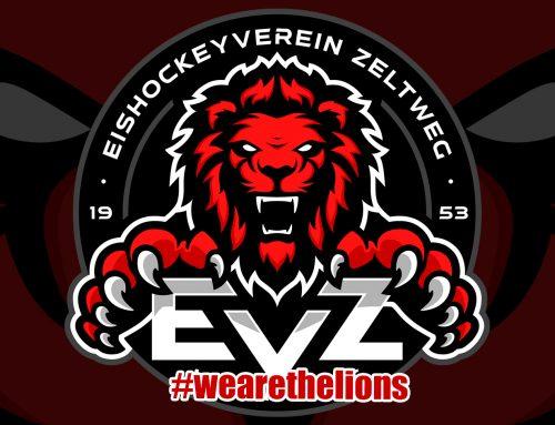 New Lion in Town! Löwen mit neuem Logo!