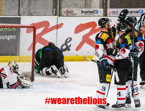 LL|UL: Lions II überrollen die Warriors