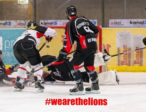 EL|UL: Lions heulten lauter als die Wölfe…