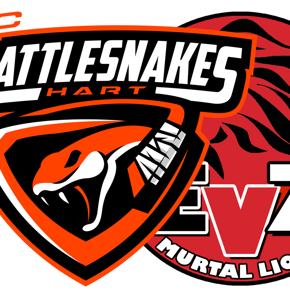 Rattlesnakes vs EV Zeltweg Murtal Lions