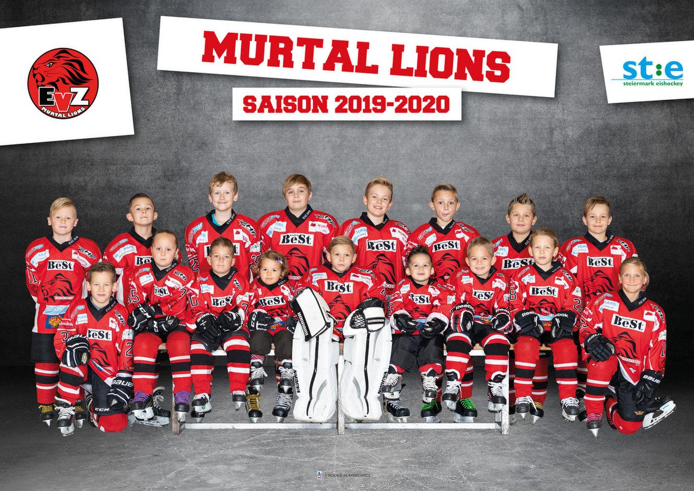 Murtal Lions Nachwuchs U8  U10 - 2019/20