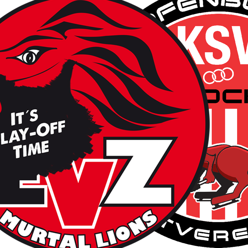 Murtal Lions vs KSV Eishockey Playoff