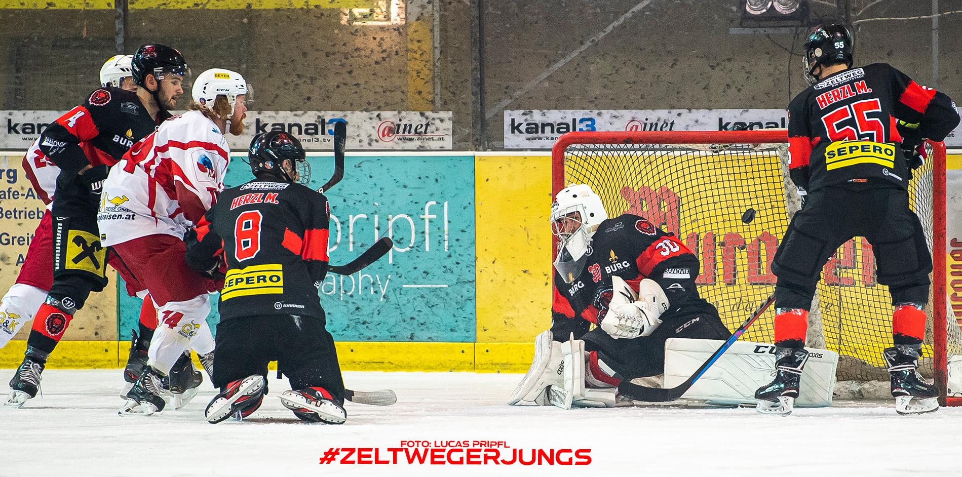 EV Zeltweg vs KSV Eishockey
